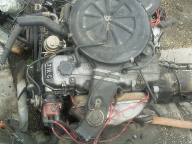 Toyota 21R Engine